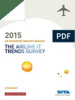Airline It Trends Survey 2015
