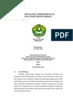 Laporan kasus Ensefalitis + Hidrosefalus Akut + Pneumonia Berat  (Repaired).docx