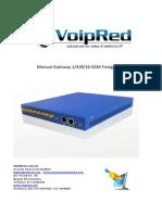 Manual Gateway GSM (f)