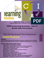SURN Leadership Academy 62315 ABW