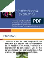 BIOTECNOLOGÍA ENZIMATICA