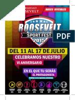 BASES VI ANIVERSARIO UNIVERSIDAD ROOSEVELT