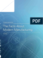 Facts About Modern Manufacturing