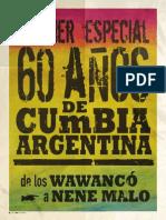 60 años de cumbia argentina - Revista Playboy Argentina junio 2015