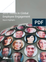 2013 Trends in Global Employee Engagement Highlights