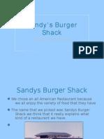 Sandy's Burger Shack