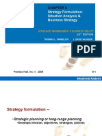 Smbp10 Ppt06 Modified THOMAS L. WHEELEN       J. DAVID HUNGER STRATEGIC MANAGEMENT & BUSINESS POLICY10TH EDITION