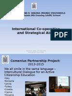 Presentation Latvia