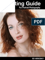 Amherst Media's Lighting & Design for Portrait Photography
