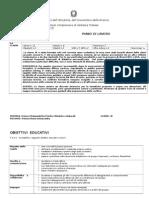 Programmazione Materia 3f 2014-15