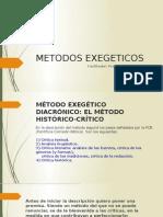 Clase Metodos Exegeticos Clase