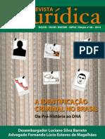 Identificação Criminal No Brasil