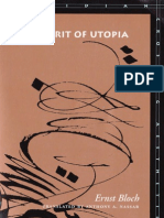 Ernst Bloch-The Spirit of Utopia-Stanford University Press (2000)