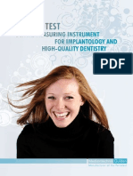 Periotest Brochure