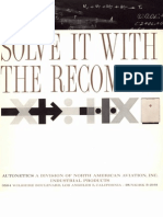 Autonetics RECOMP II Brochure