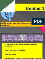 UNIDAD 1 C. Identificación de La Reglamentación Nacional.