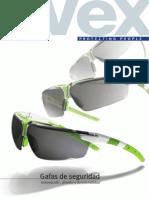 Gafas de Seguridad Uvex 2013