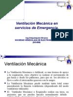 Ventilacion Mecanica SOVEM