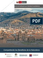 Incubadora de Mecanismos de Retribución Por Servicios Ecosistémicos_2012