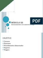 Oracle - Cursores- Funciones - Procedimientos