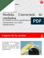 Medidas de conversión
