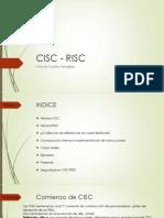 RISC -CISC
