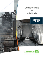 132Loesche Mills for Solid Fuels Coal MillE