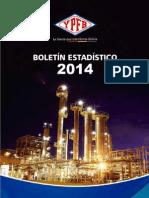 Boletin Anual 2014 Ypfb Web