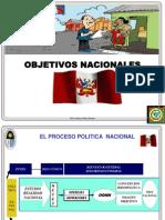 Objetivos Nacionales