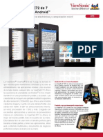 ViewPad E72 Datasheet Lowres Spanish LA