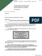 Sewell et al v. Safeco Insurance Company of America - Document No. 5