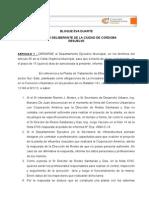 Nuevo Pedido de Informe Planta de ex Batallón 141 (Reparado)