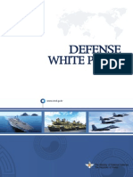 South Korea Defense White Paper 2008
