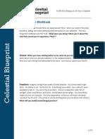 Celestial Blueprint - Visualization Workbook
