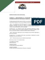 Decreto 2087 São Francisco Do Sul