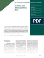 Riabilitazione implanto-protesica ad alta valenza estetica con chirurgia post-estrattiva immediata a carico differito