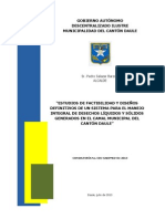Sistema Manejo Desechos Camal Daule Doc Final ene 12 2014 Print.pdf