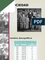Sociedad en Chile 1900 - 1950