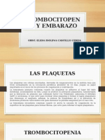TROMBOCITOPENIA Y EMBARAZO.pptx