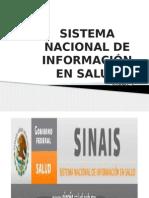 Sistema Nacional de Informacion en Salud Para Presentar