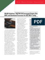 Tnetw1130 Prod Bulletin