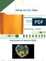 2011 - Workshop on US Hops - Matt Brynildson