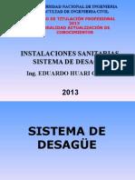 SISTEMA DE DESAGUE.ppt