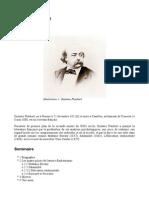 Analise Et Critique FLAUBERT