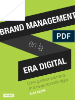 Brand Management en La Era Digital