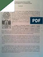 Doctrinas cabalísticas sobre el renacimiento y la inmortalidad (Lecciones 61-68)