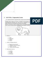 3º Básico prueba lenguaje.doc
