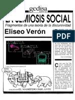 La Semiosis Social Fragmentos de Una Teoria de La Discursividad Veron PDF
