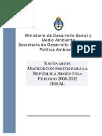 Ieral Proyecciones Macroeconomicas 2012