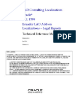 CLL F399 Technical Reference Manual